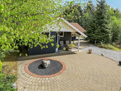 Photo for Serene Holiday Home in Hals Jutland with sauna and terrace
