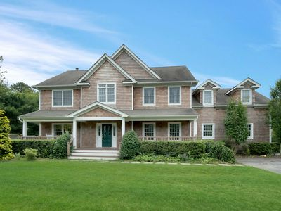 Hampton's - Village Of Quogue -  Recently Built Traditional