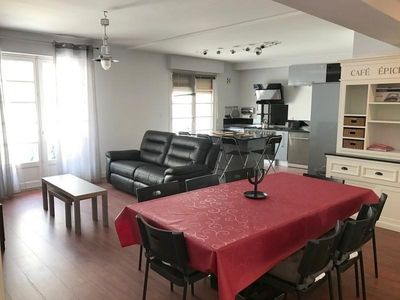 Photo for Apartment Hendaye, 4 bedrooms, 8 persons