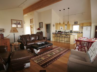 Photo for Charming, Secluded Guest House in Jackson Hole!