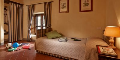 Photo for 2BR Country House / Chateau Vacation Rental in Gambassi Terme, Tuscany