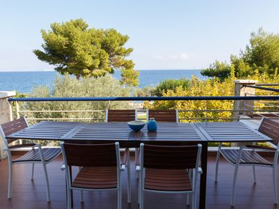 Photo for IntoTheBlue Villa - A beautiful holiday home by the sea