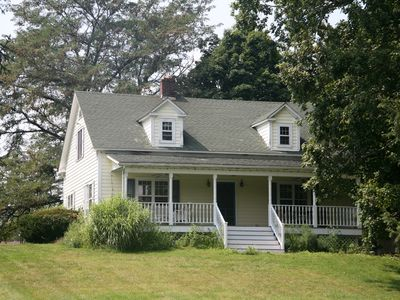 Photo for 3BR Farmhouse Vacation Rental in Ancramdale, New York