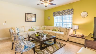 Photo for Rent a Luxury House on Paradise Palms Resort, Minutes from Disney, Orlando House 1209