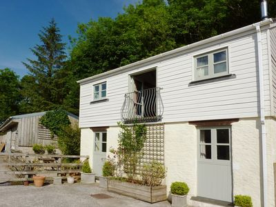 Photo for 2BR Cottage Vacation Rental in Portscatho