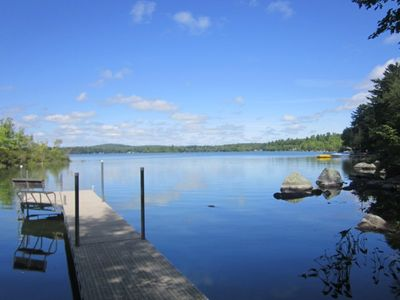 Photo for Private and Calming Waterfront to the Rescue!
