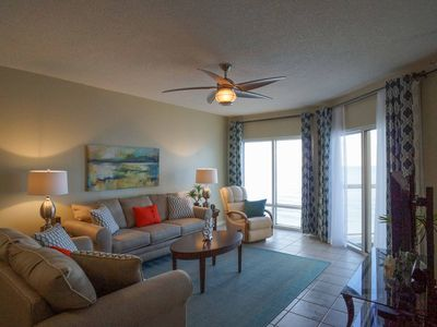 Photo for Emerald Isle Highrise Condo 15th Floor Amazing Views