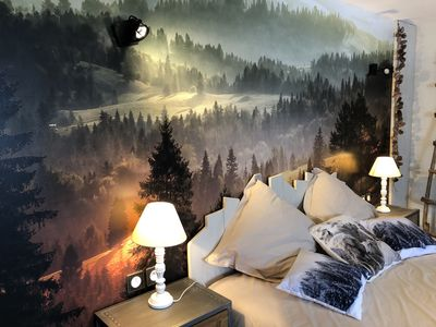 Photo for Bed and breakfast head in the stars