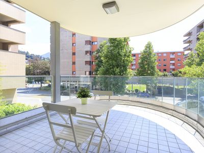 Photo for Beautiful three-room apartment 700 meters away from the centre of Lugano - PRESTIGE DU LAC  13