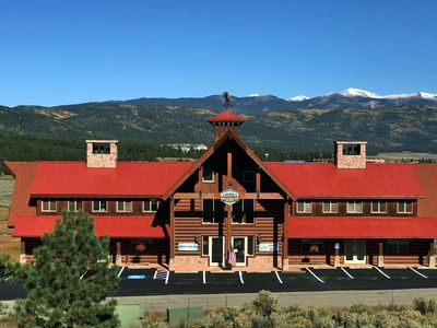 Photo for Large Groups Welcome, 22 Beds, Great for Retreats, Wheeler Peak Lodge 22-A!