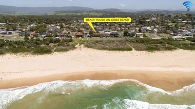 Photo for Beach House on Jones Beach - Kiama Accommodation