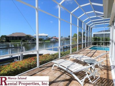 Photo for 354 Edgwater: Beautiful 3 Bedroom plus Den waterfront home with sunset views