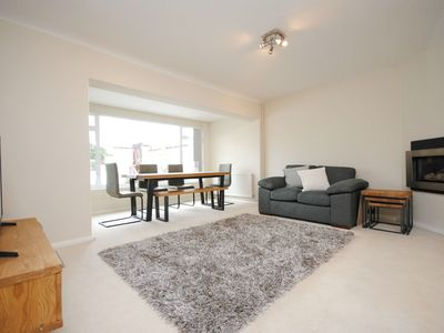 Photo for Bankside, Middleton - sleeps 6 guests  in 3 bedrooms