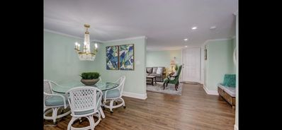 Photo for Newly renovated! Stay in the heart of Wrightsville Beach!
