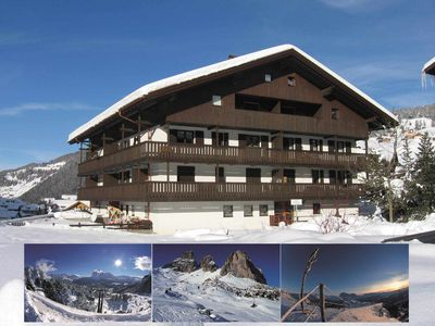 Photo for Apartment in Selva Val Gardena