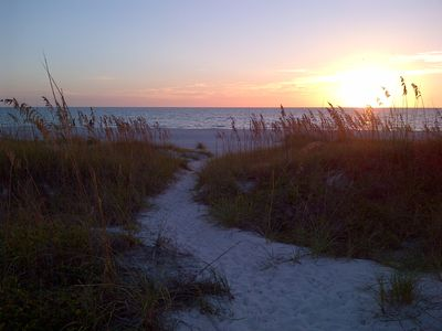 Photo for Perfect Location ! Great Reviews!  Beach access directly across the street !