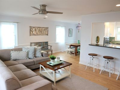 Photo for Family Friendly home 2 blocks from the beach and boardwalk