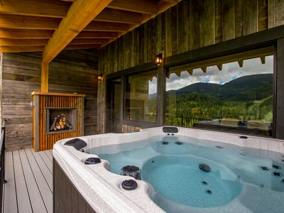 Photo for Ultimate Whitefish Ski House!! 7BD 5.5BA w/ hot tub!! Sleeps 26!