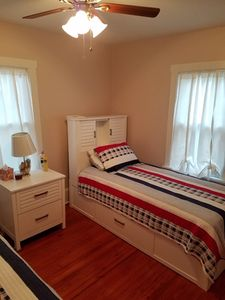 Photo for Cozy Beach Bungalow in N Beach Haven  Close to Beach fully Renovated