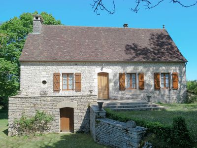 Photo for Vacation home La Bergerie de Durand (SAH400) in Saint Chamarand - 7 persons, 3 bedrooms