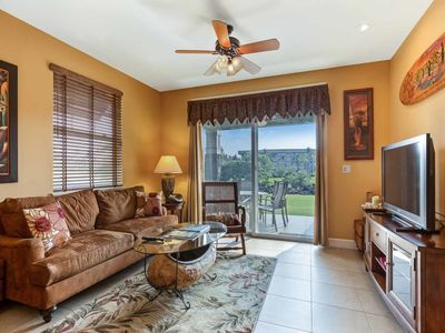 Photo for Live Hawaii-Style! Ground Floor Lanai w/Grill, Kitchen, WiFi, AC–Halii Kai Waikoloa 4E
