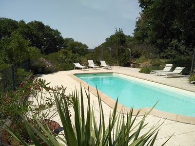 Photo for Beautifully situated house 4100 m² garden, 10 persons, bakery 5min walk