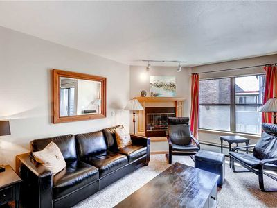 Photo for Downtown walk to everything! Outdoor pool & ht, fitness room