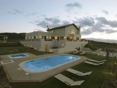Photo for Vacation home Country Luxury Villa in Archanes - 12 persons, 6 bedrooms