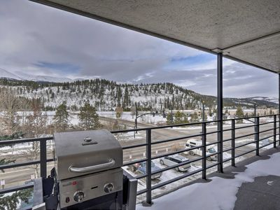 Photo for NEW! Central Breckenridge Condo Steps to Gondola!