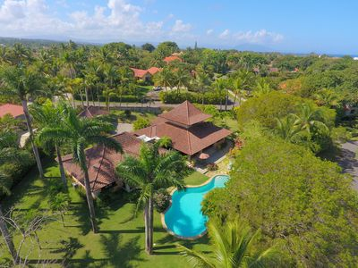 Photo for Villa Las Palmas - quintessential vacation home
