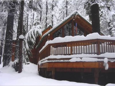 Photo for Teel Lodge - Luxurious Multi-Family Home in Big Trees Village