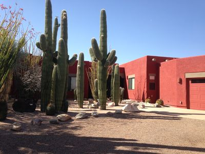 Photo for Private Suite in Tucson AZ,  on the road to Mount Lemmon.