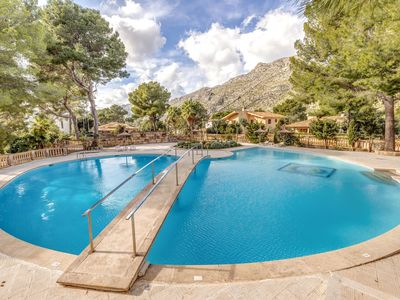 Photo for Villa with Charme and Large Pool - Villa Gran Voramar