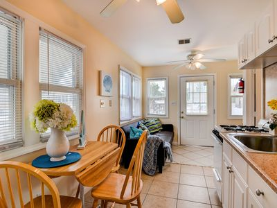 Photo for ***1 BLOCK FROM BEAUTIFUL SEASIDE PARK BEACH!! 1BR w/ Queen Bed!***