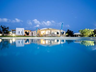Photo for 1BR Country House / Chateau Vacation Rental in Torre Suda, Puglia