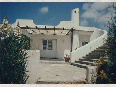 Photo for Comfortable cottage in the hills and superpanoramica