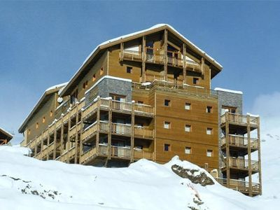 Photo for Surface area : about 45 m². 4th floor. Orientation : South-East. View mountain