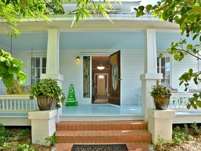 CAPTAIN'S QUARTERS ~ A Vintage Key West Retreat that is full of Charm!!