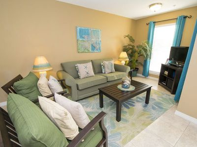 Photo for Condo in Navarre Beach. Private Balcony Overlooking the Sound! Community Pool!