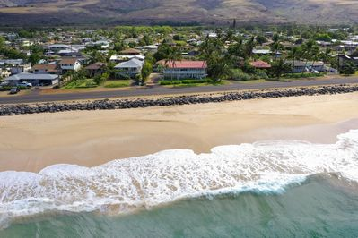 Magnificent Ocean Front Hale Kekaha Palms At The Beach Air Conditioned Tvncu 1004 Kekaha Download Free Architecture Designs Scobabritishbridgeorg