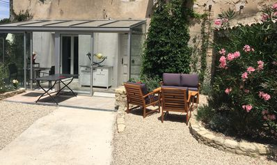 Photo for House in Provence 15 minutes from Avignon for festivals! 5 minutes of lace