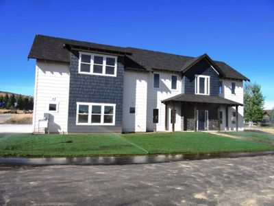 Photo for Rendezvous Retreat!  NEW Beautiful home across from Bear Lake Marina.