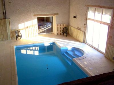Photo for Swallow Cottage with pool 6/7 pers