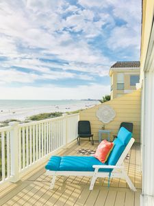 Photo for Spectacular Oceanfront condo on the Sands of Treasure Island