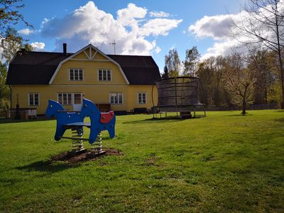 Photo for Modern, family-friendly apartment in the heart of Småland