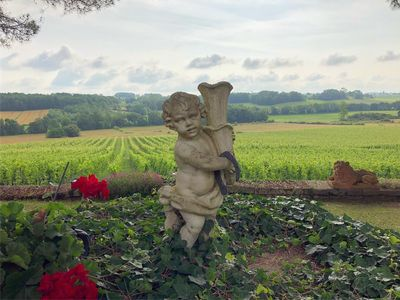 Photo for Luxury cottage in the heart of a Bordeaux vineyard