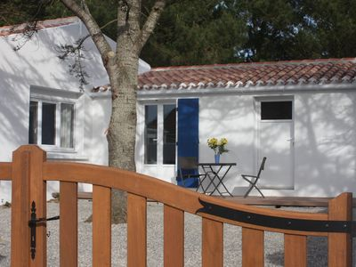 Photo for Ile d'Yeu house 120 m² any comfort for 7-8 persons