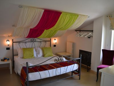 Photo for Vacation Apartment In Private Villa, Great Views, Pool, Wi-Fi, Great For Couples