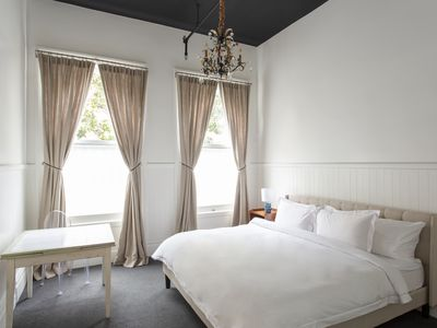 Photo for Archbishop's Mansion | Chic Guest Room | 1 Bed