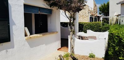 Photo for Typical house of Menorca with private Jacuzzi on the roof